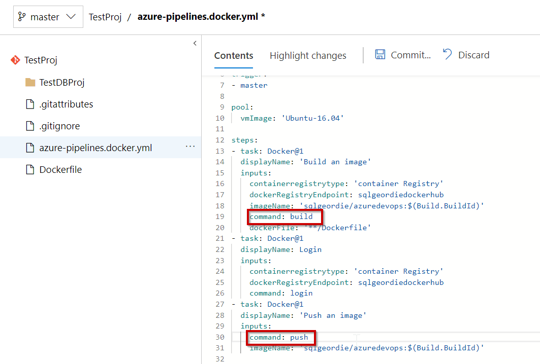 CI/CD with Docker and Azure DevOps – Part 2 (Creating an