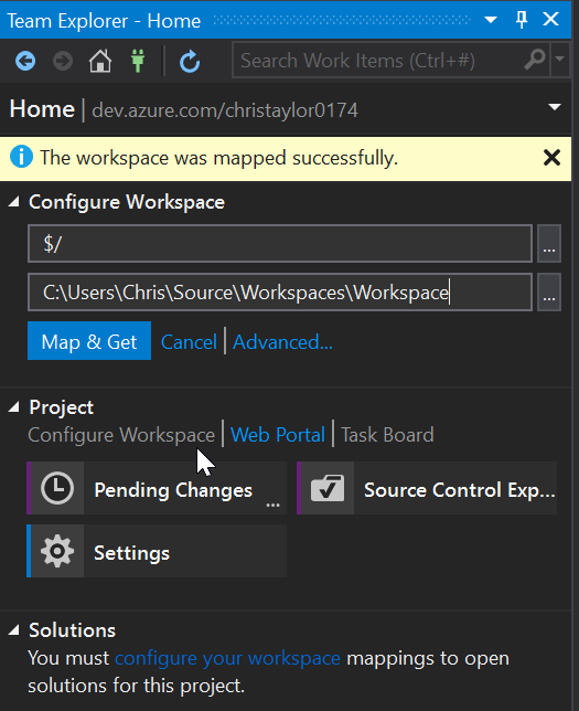 CI/CD with Docker and Azure DevOps – Part 1 (Creating our